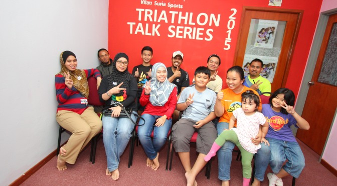 Triathlon Talk Series for Beginners – Pt 1- DONE !